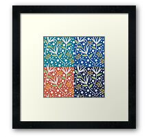 Buds of may  Framed Print