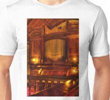 Old Chapel Organ Unisex T-Shirt