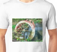 Old Water Wheel Unisex T-Shirt