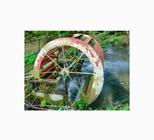 Old Water Wheel Unisex T-Shirt