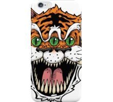 3 Eyed Tiger iPhone Case/Skin