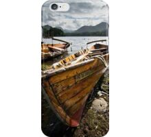 Ten to Carry Two At Derwentwater iPhone Case/Skin