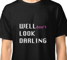 Don't Look Darling #RHOMelbourne Classic T-Shirt