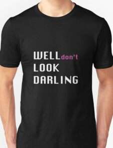 Don't Look Darling #RHOMelbourne Unisex T-Shirt