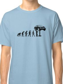 Mechanical Evolution Classic T-Shirt