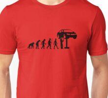 Mechanical Evolution Unisex T-Shirt