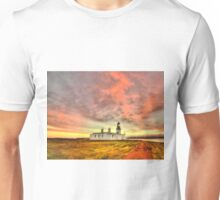 Lighthouse at Chanonry Point, Black Isle, Scotland Unisex T-Shirt