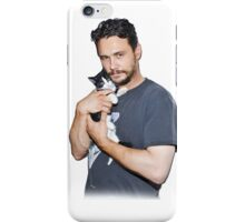 James Franco's Cat iPhone Case/Skin