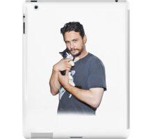 James Franco's Cat iPad Case/Skin