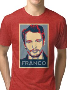 Vote For Franco Tri-blend T-Shirt