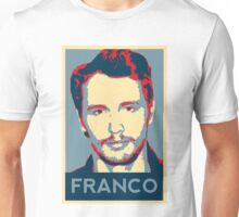 Vote For Franco Unisex T-Shirt