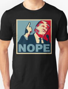 Say Nope to Trump  Unisex T-Shirt