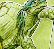 Leader Turtle Sticker