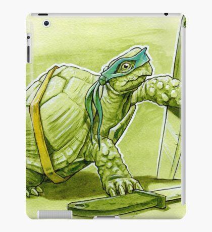 Leader Turtle iPad Case/Skin