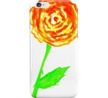 Rose-Watercolour iPhone Case/Skin