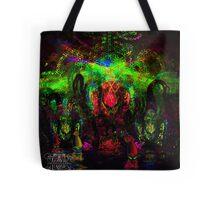 Deep Sea Psychedelia Tote Bag