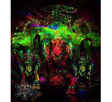 Deep Sea Psychedelia Photographic Print