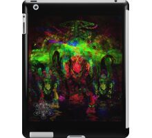 Deep Sea Psychedelia iPad Case/Skin
