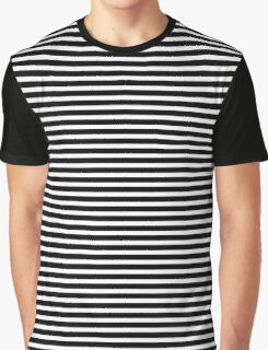 Stripes Graphic T-Shirt