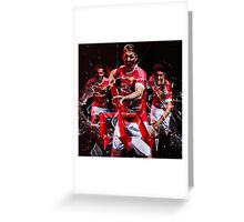 Manchester United F.C. 2016 Greeting Card
