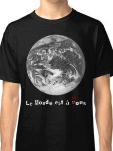 Le Monde de La Haine Classic T-Shirt