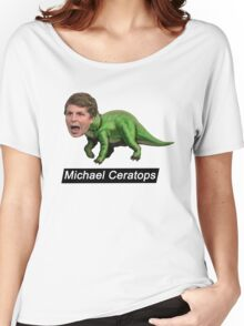 Michael Ceratops Women's Relaxed Fit T-Shirt