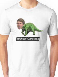 Michael Ceratops Unisex T-Shirt