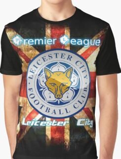 leicester city Graphic T-Shirt
