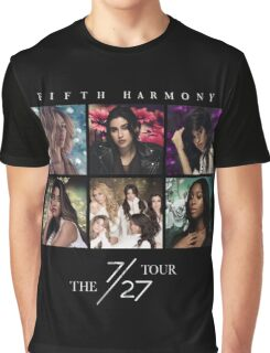 Fifth Harmony -- The 7/27 Tour Graphic T-Shirt
