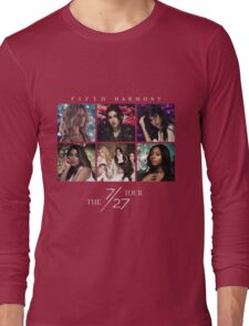 Fifth Harmony -- The 7/27 Tour Long Sleeve T-Shirt