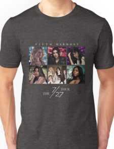 Fifth Harmony -- The 7/27 Tour Unisex T-Shirt