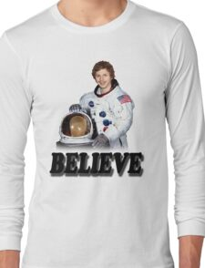 Michael Cera Believes in You Long Sleeve T-Shirt