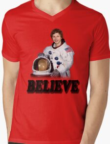 Michael Cera Believes in You Mens V-Neck T-Shirt