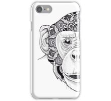 Mandala Monkey iPhone Case/Skin