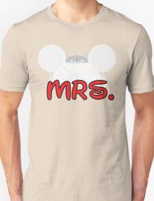 Character Inspired Mrs. Unisex T-Shirt