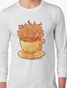 Tea Team Long Sleeve T-Shirt