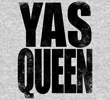 YAS QUEEN (BLACK) Unisex T-Shirt