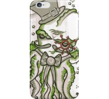 Steampunk Cthulhu  iPhone Case/Skin