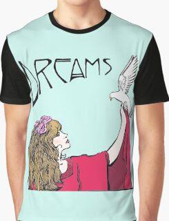 Stevie Nicks- Art Nouveau Style- Colour Graphic T-Shirt