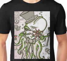 Steampunk Cthulhu  Unisex T-Shirt