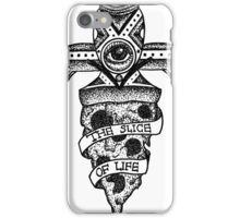 The Slice Of Life iPhone Case/Skin