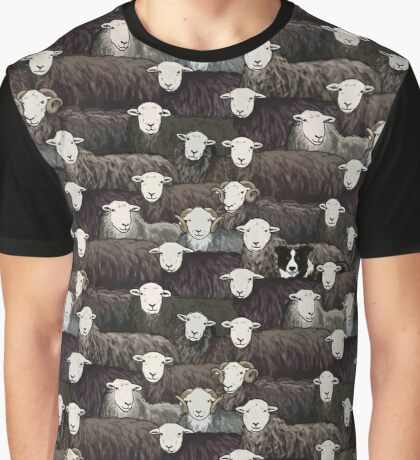 Herdwicks Graphic T-Shirt
