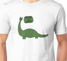 Rock And Rawrl Dino  Unisex T-Shirt