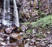 Melincourt Falls Long Exposure Sticker