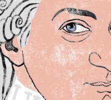 Wofgang Amadeus Mozart Sticker