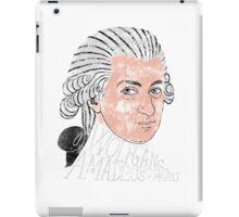 Wofgang Amadeus Mozart iPad Case/Skin