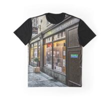 The Bear Shop Graphic T-Shirt