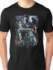 Uncharted 4 [4K] Unisex T-Shirt