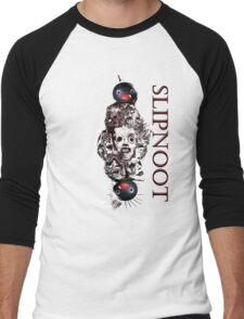 Slipnoot Men's Baseball ¾ T-Shirt