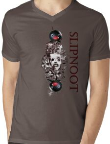 Slipnoot Mens V-Neck T-Shirt